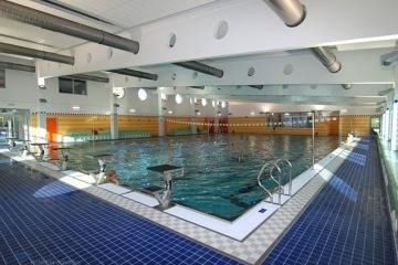 Krytý bazén - Zábřeh (25 km)