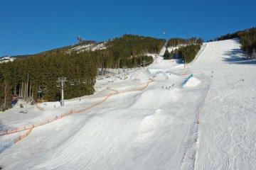 Ski Resort Dolní Morava (12 km)
