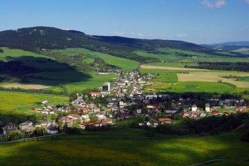 Červená Voda Village