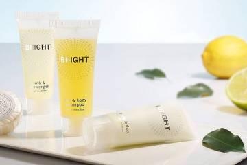 Cosmetic set Bright