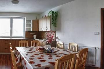 Kitchen - west apartment